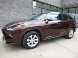 Lexus RX 2016 Data, Info and Specs