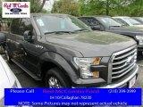 2016 Magnetic Ford F150 XLT SuperCrew #111661136