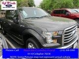 2016 Magnetic Ford F150 XLT SuperCrew #111661129