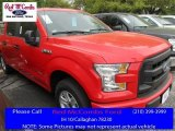 2016 Race Red Ford F150 XL SuperCrew #111661125
