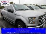 2016 Ingot Silver Ford F150 XLT SuperCrew 4x4 #111661169