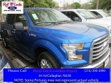 2016 Blue Flame Ford F150 XLT SuperCrew #111661152