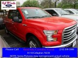 2016 Race Red Ford F150 XLT SuperCrew #111661151
