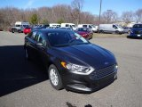 2016 Magnetic Metallic Ford Fusion S #111661406