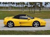 1995 Ferrari F355 Spider Exterior