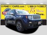 2016 Jetset Blue Jeep Renegade Limited #111687085