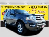 2015 Magnetic Metallic Ford Expedition Limited 4x4 #111687077