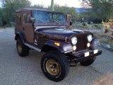 Jeep CJ5 Data, Info and Specs