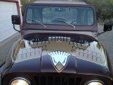 Jeep CJ5 Badges and Logos