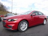 2016 Crystal Red Tintcoat Chevrolet Malibu LT #111708347