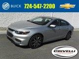 2016 Silver Ice Metallic Chevrolet Malibu LT #111708429