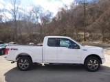 2016 Oxford White Ford F150 XLT SuperCab 4x4 #111708240