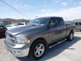2012 Mineral Gray Metallic Dodge Ram 1500 SLT Quad Cab 4x4 #111708369