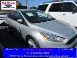 2015 Ingot Silver Metallic Ford Focus SE Hatchback #111738179