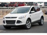 2016 White Platinum Metallic Ford Escape SE 4WD #111738242