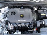 Hyundai Elantra Engines