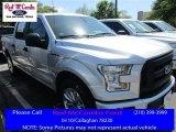 2016 Ingot Silver Ford F150 XL SuperCrew #111738161