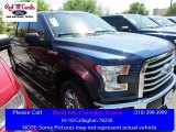 2016 Blue Jeans Ford F150 XLT SuperCrew #111738160