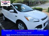 2016 White Platinum Metallic Ford Escape SE #111738156