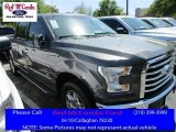 2016 Magnetic Ford F150 XLT SuperCrew #111738153