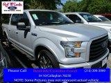 2016 Ingot Silver Ford F150 XLT SuperCrew #111738151