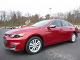 2016 Crystal Red Tintcoat Chevrolet Malibu LT #111738297