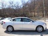 2016 Ingot Silver Metallic Ford Fusion SE #111738220