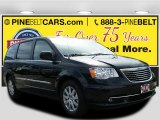 2016 Brilliant Black Crystal Pearl Chrysler Town & Country Touring #111738069