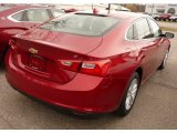 2016 Crystal Red Tintcoat Chevrolet Malibu LT #111738403