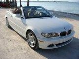 2006 Alpine White BMW 3 Series 330i Convertible #111737998