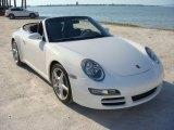 2005 Porsche 911 Carrara White