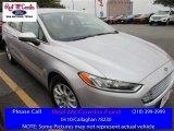 2016 Ingot Silver Metallic Ford Fusion S #111770616