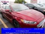 2016 Ruby Red Metallic Ford Fusion SE #111770613