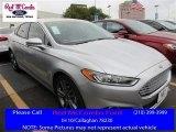 2016 Ingot Silver Metallic Ford Fusion Titanium #111770606