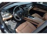 2015 BMW 7 Series Interiors