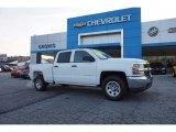 2016 Chevrolet Silverado 1500 WT Crew Cab Data, Info and Specs