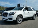 2016 Summit White GMC Acadia SLT AWD #111770451