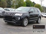2016 Shadow Black Ford Explorer Limited #111770733