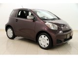 2012 Black Currant Metallic Scion iQ  #111770959