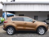 2017 Burnished Copper Kia Sportage LX AWD #111809243