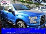 2016 Blue Flame Ford F150 XLT SuperCrew 4x4 #111809163