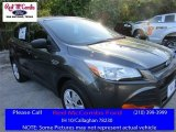 2016 Magnetic Metallic Ford Escape S #111809158