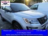 2016 Ingot Silver Metallic Ford Explorer Sport 4WD #111809149
