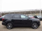 2016 Shadow Black Ford Explorer Sport 4WD #111809215