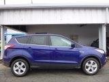 2016 Deep Impact Blue Metallic Ford Escape SE 4WD #111809214