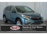 2016 Mountain Air Metallic Honda CR-V EX #111809087