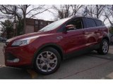 2014 Sunset Ford Escape Titanium 1.6L EcoBoost 4WD #111809383