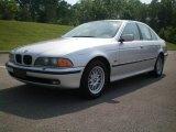 2000 Titanium Silver Metallic BMW 5 Series 528i Sedan #11162019