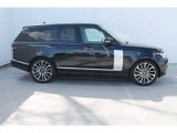 2016 Land Rover Range Rover Mariana Black Metallic