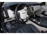 2016 Land Rover Range Rover Autobiography Navy/Cirrus Interior